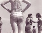Morris Engel, Women on the Beach, Coney Island, 1938