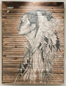 Artists: Swoon and KT Tierney
