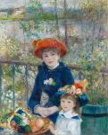 Pierre-Auguste Renoir_On the Terrasse