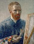 Self Portrait as an Artist (1888)
