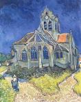 The Church at Auvers-sur-Oise (1890)