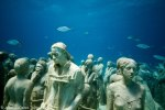 Silent Evolution, Depth 8m, MUSA Collection, Cancun/Isla Mujeres, Mexico