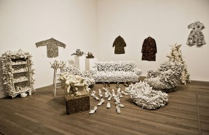 Accumulation-on-Cabinet_Yayoi Kusama_Sarah Lee for the Guardian
