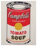 Campbells Soup Can Tomato (1962)
