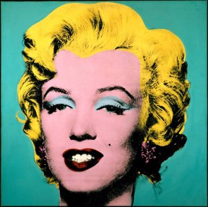 Turquoise Marilyn (1964)