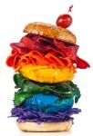 Food Of The Rainbow